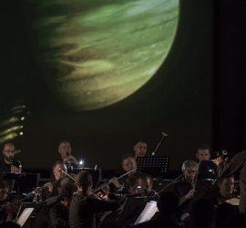 I Pianeti in musica con l'OPV al Castello Carrarese