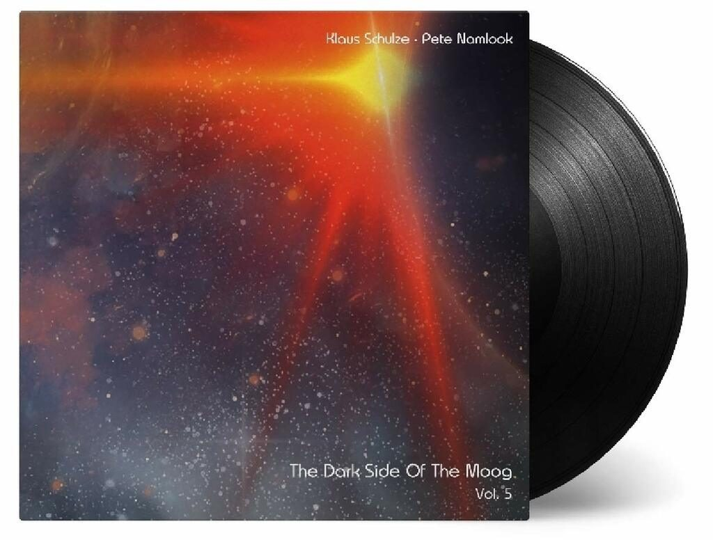 Klaus Schulze - Dark Side Of The Moog Vol.5 (2 Vinyl 180 gr.)