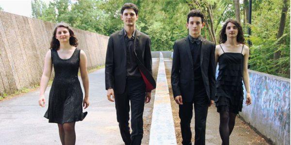 Quatuor Tchalik e Viviana Lasaracina in concerto