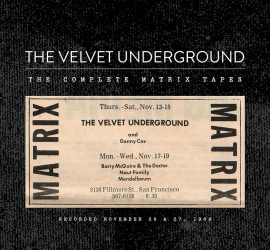 Velvet Underground - The Complete Matrix Tapes (8 LP)