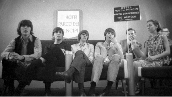 Una mostra e un incontro per il 50° di Abbey Road dei Fab Four