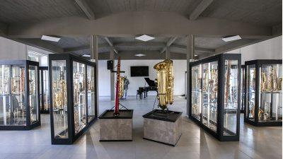 Apre a Fiumicino il Museo del Saxofono