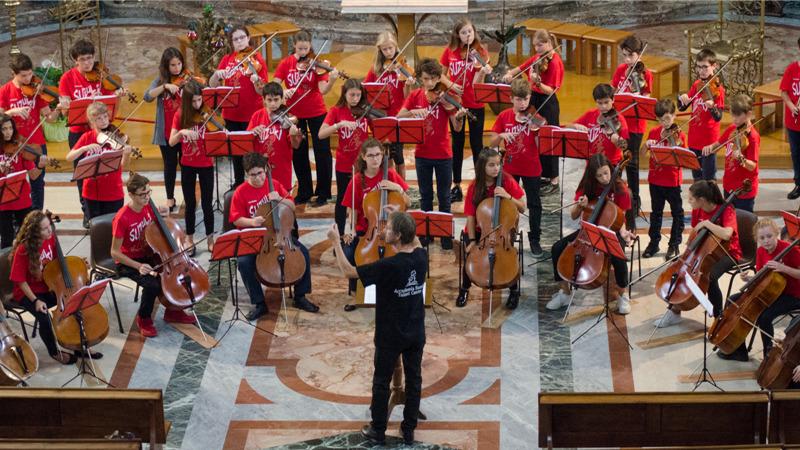 Concerto per UNICEF: Hai il diritto di suonare!