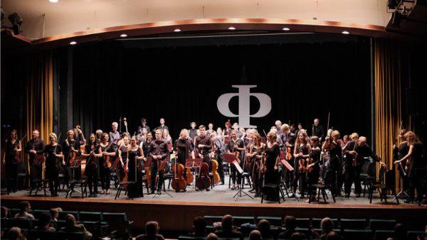 Concerto Sinfonico dell'Orchestra dell'Università di Lubecca