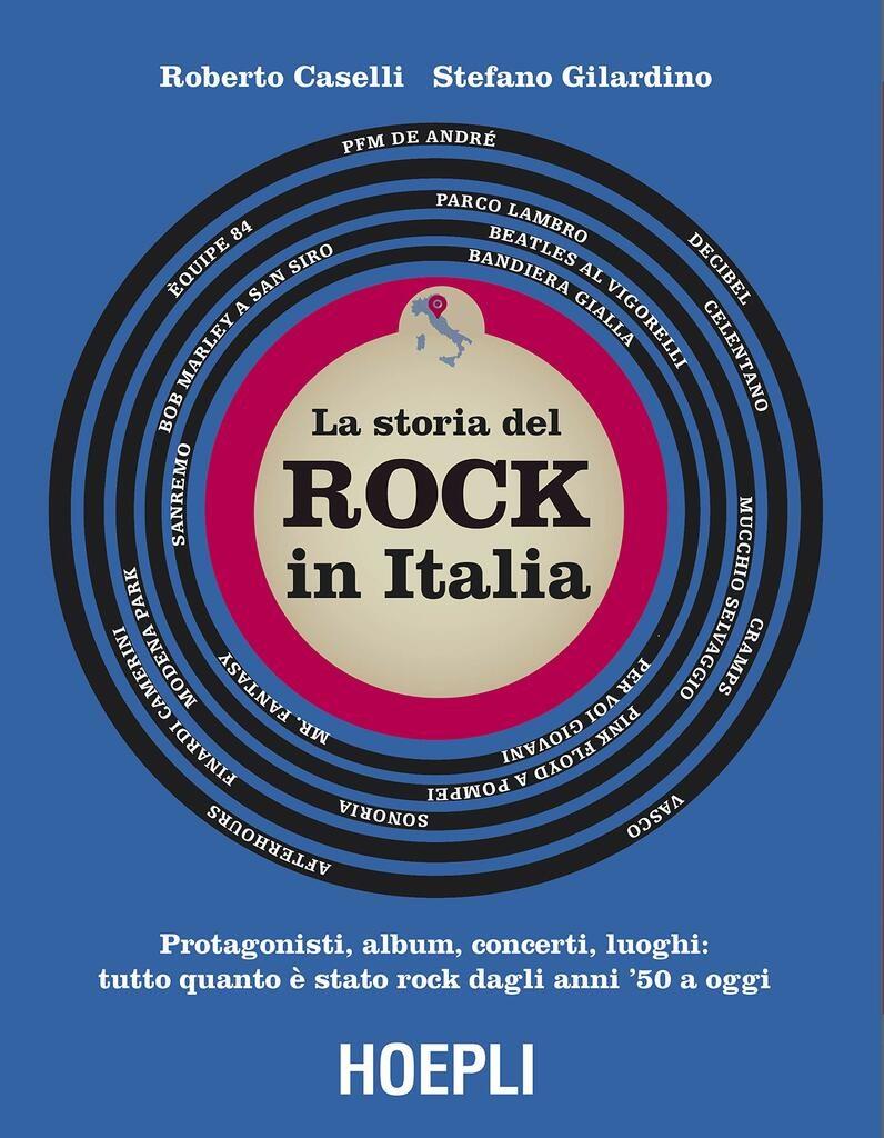 Storia del rock in Italia: protagonisti, album, concerti e luoghi