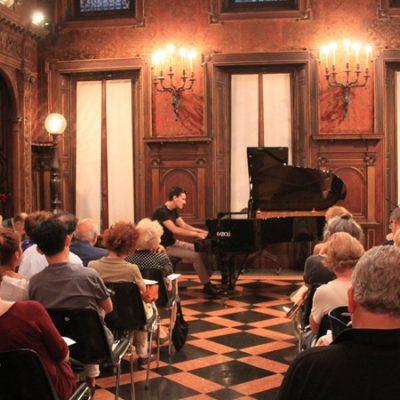 SoloPiano - Tre concerti attorno al pianoforte al Bagatti Valsecchi