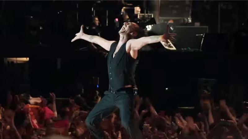 Spirit in the Forest - Il film concerto dei Depeche Mode