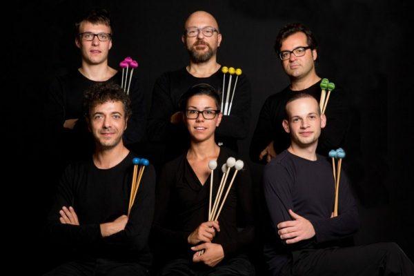 Tetraktis Percussioni in Concerto