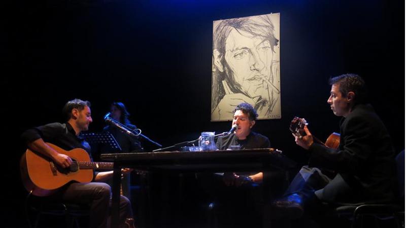 Trio della Cattiva Strada - Musica e fotografia d'autore