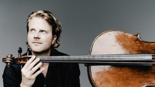 Concerto di Julian Steckel, violoncello