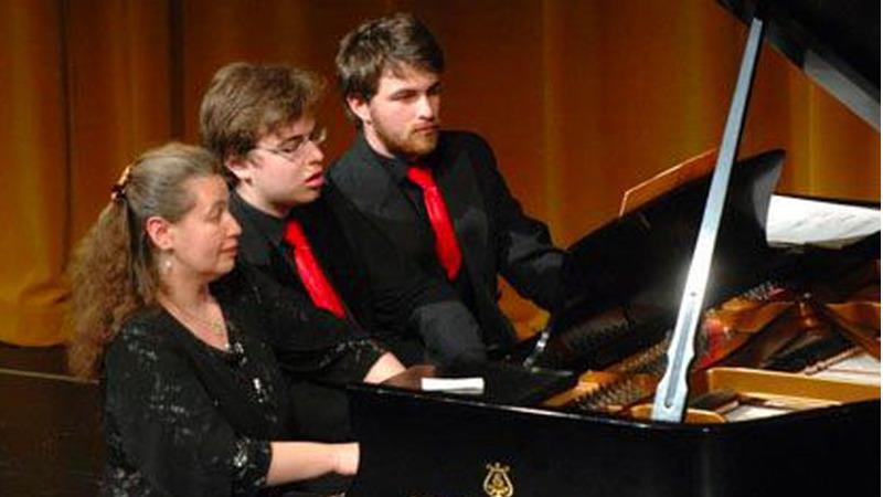 Concerto di Lilya Zilberstein - Daniel Gerzenberg - Anton Gerzenberg