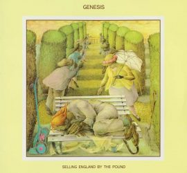 Genesis - Selling England By The Pound (180 Gr. con download digitale)
