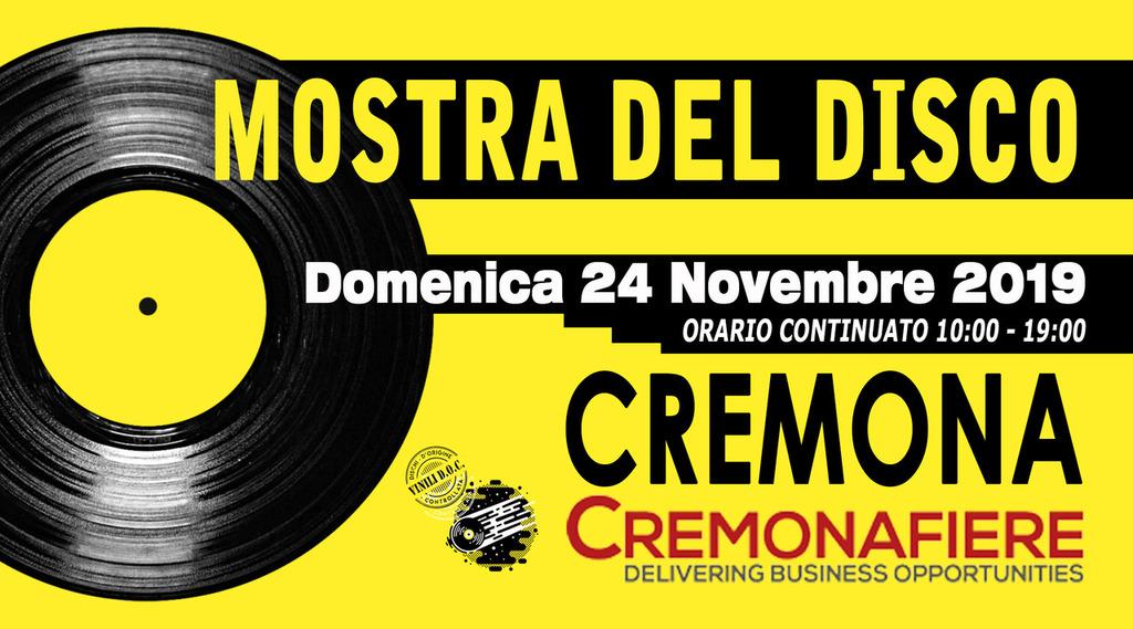 Mostra del Disco di Cremona - Vinili DOC