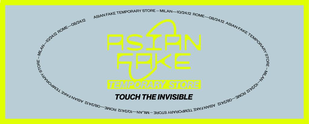 Aprono a Roma e a Milano gli Asian Fake Temporary Stores