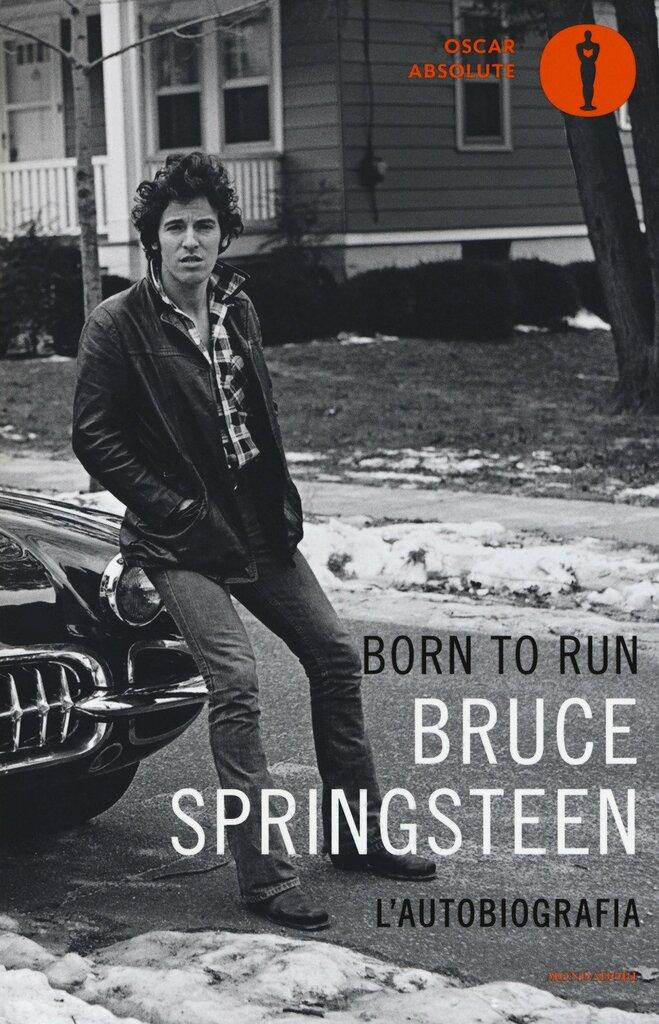 """""""Born to run"""". L'autobiografia di Bruce Springsteen"""