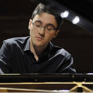 Concerto di Alexander Gadjiev - Amici della Musica di Padova