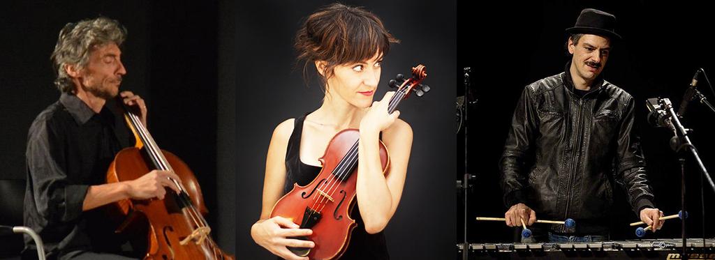 Atelier Musicale con Manera-Mirra-Remondini Trio in concerto