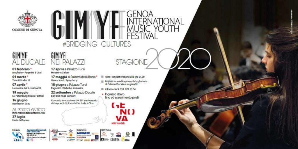 Genoa International Music Youth Festival - II edizione