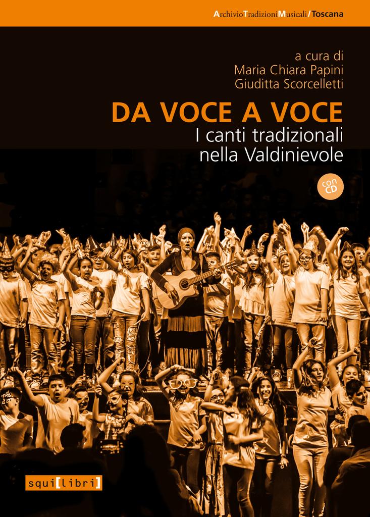Da voce a voce. I canti tradizionali nella Valdinievole presentati a Pescia