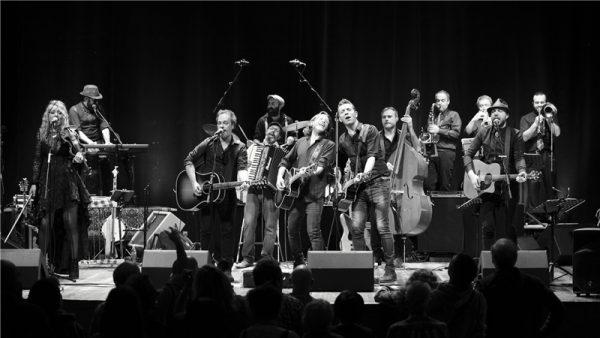 La musica tradizionale americana live con i Bound for Glory