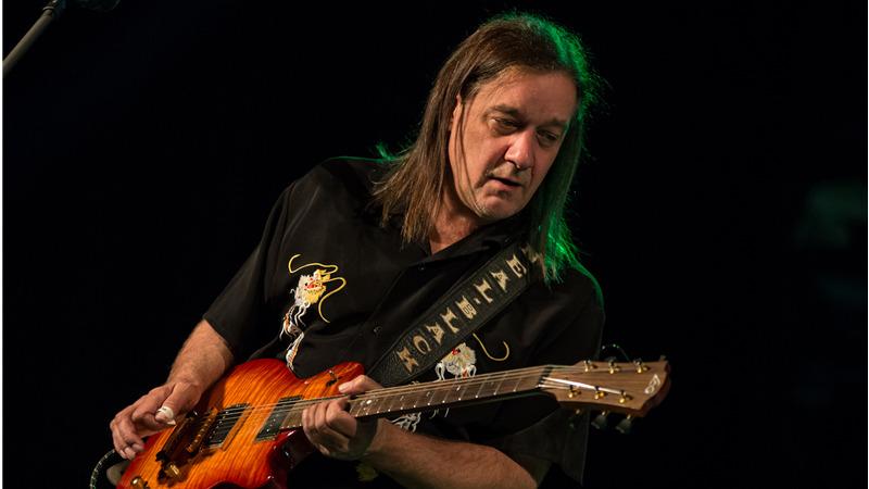 Milano Blues 89: Neal Black & The Healers Live
