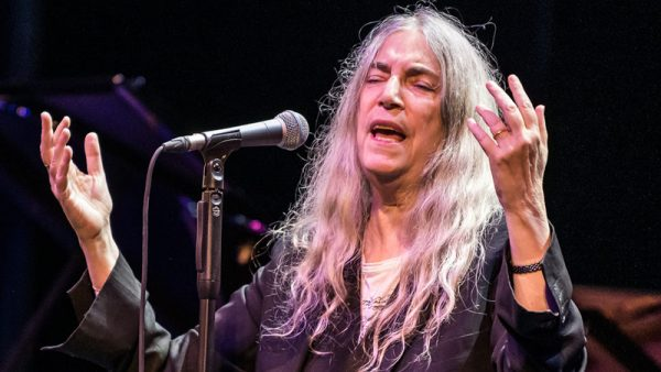Patti Smith and Band Live Tour 2020 (Biglietti)