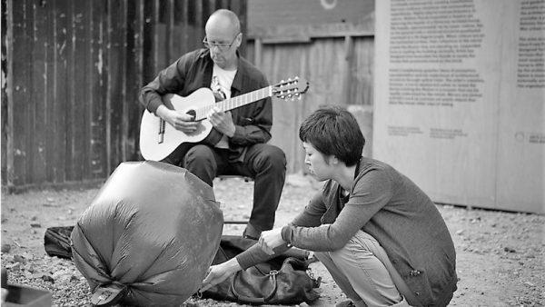 """Performance: """"Mono no yoji (lo spirito delle cose)"""" con Rie Nakajima e David Toop"""