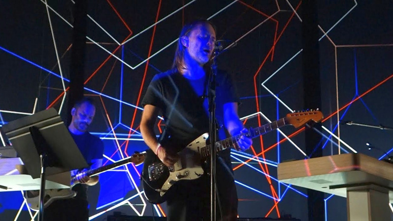Thom Yorke - Tomorrow's Modern Boxes Tour (Biglietti)