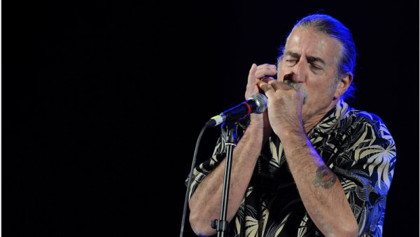 Treves Blues Band in concerto - Milano Blues 89