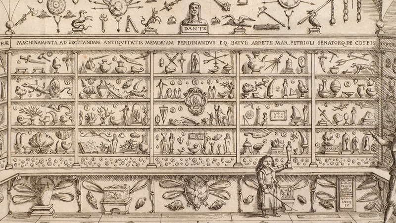 Wunderkammer - Il museo delle meraviglie 2020