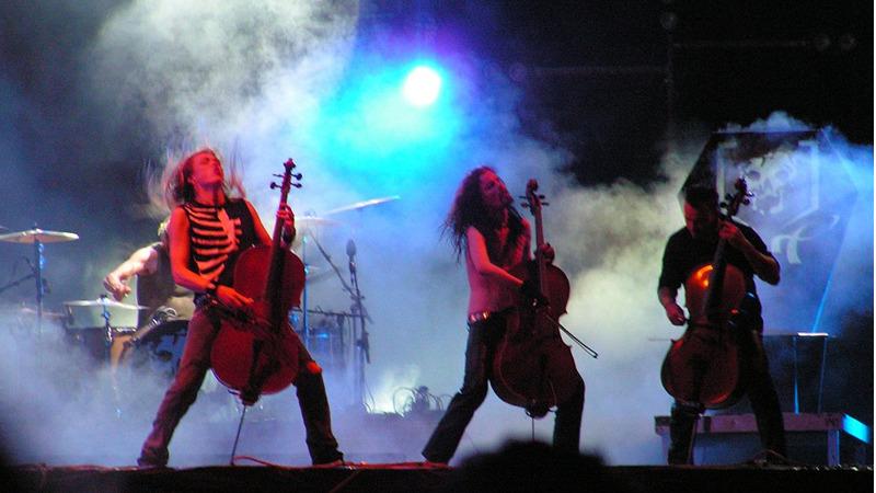 Apocalyptica + Epica Live (Biglietti)