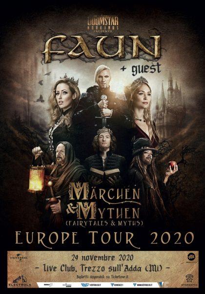 Faun - Europe Tour 2020 (Biglietti)