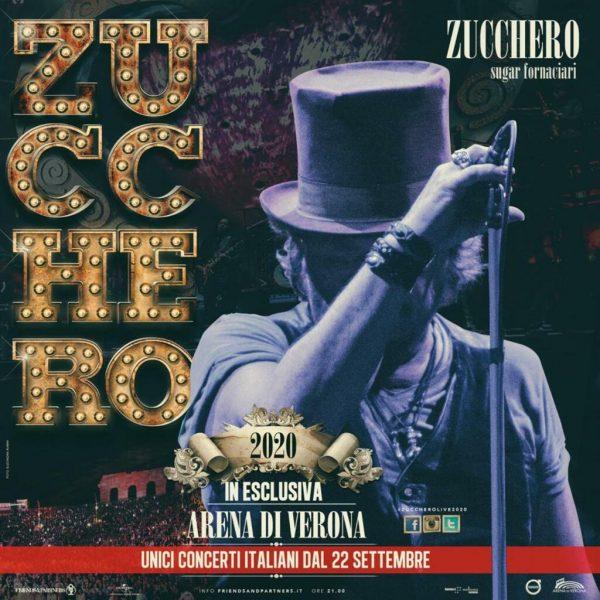 Zucchero Live at Arena di Verona (Biglietti)