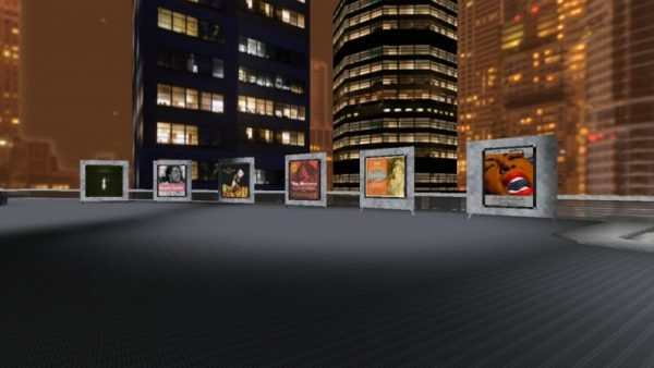 Expo 3d: Jazz Female Vocals. La mostra virtuale interattiva