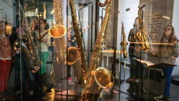 La collezione del Museo del Saxofono di Fiumicino riapre a gugno