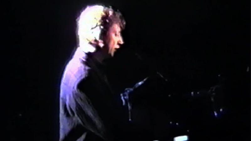Wim Mertens. Online il concerto per Settembre musicale 1989