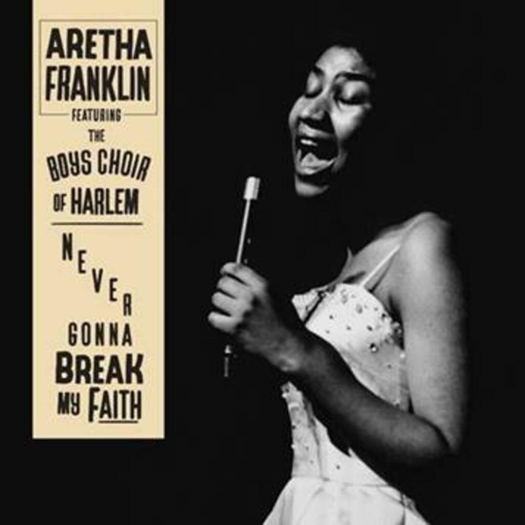 """Ascolta """"Never Gonna Break My Faith"""" nell'inedita versione di Aretha Franklin"""