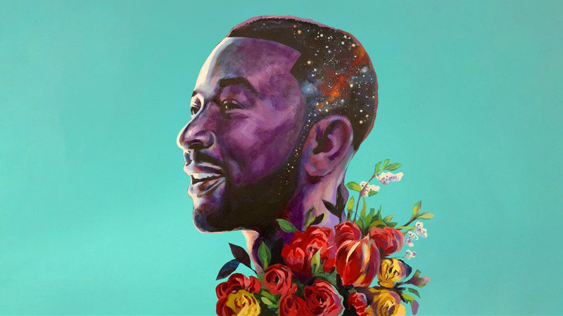 """Bigger Love"" il nuovo album di John Legend"