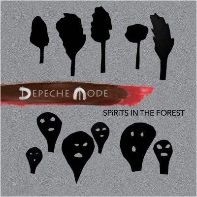 Depeche Mode - Spirits In The Forest (Live, Cofanetto, CD/Blu-Ray Blu-ray box)