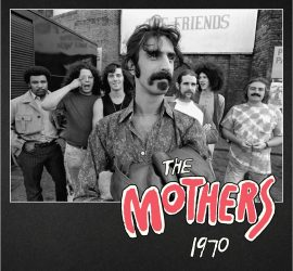 Frank Zappa - The Mothers 1970 (4 Cd Box Set)