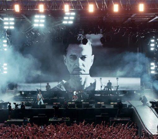 """I Depeche Mode pubblicano """"Live Spirits Soundtrack"""" doppio album e cofanetto DVD / Blu-Ray"""