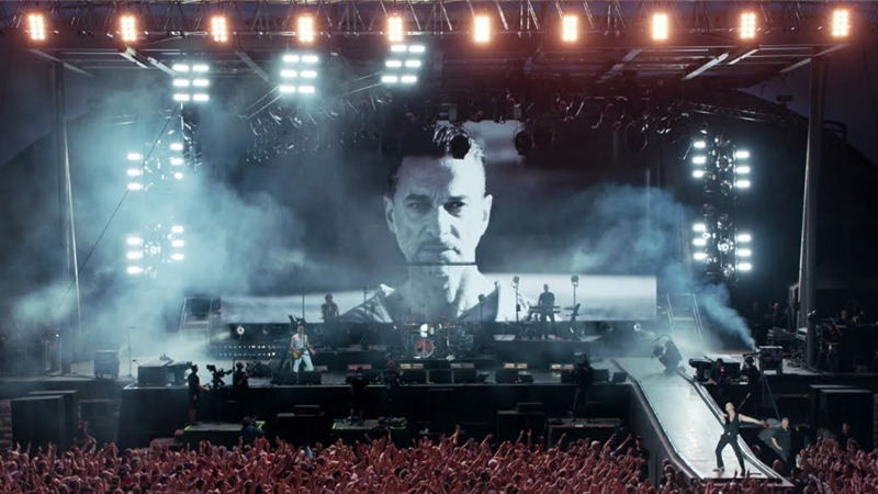 "I Depeche Mode pubblicano ""Live Spirits Soundtrack"" doppio album e cofanetto DVD / Blu-Ray"