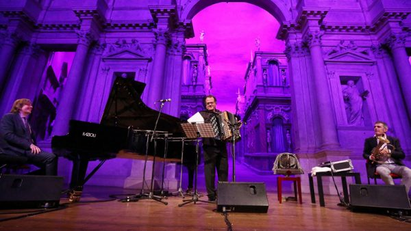 Jazz is back! Concerto al Teatro Olimpico e con diretta streaming