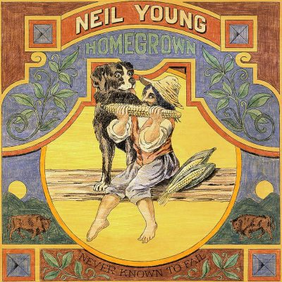 Neil Young - Homegrown (150 gr.)