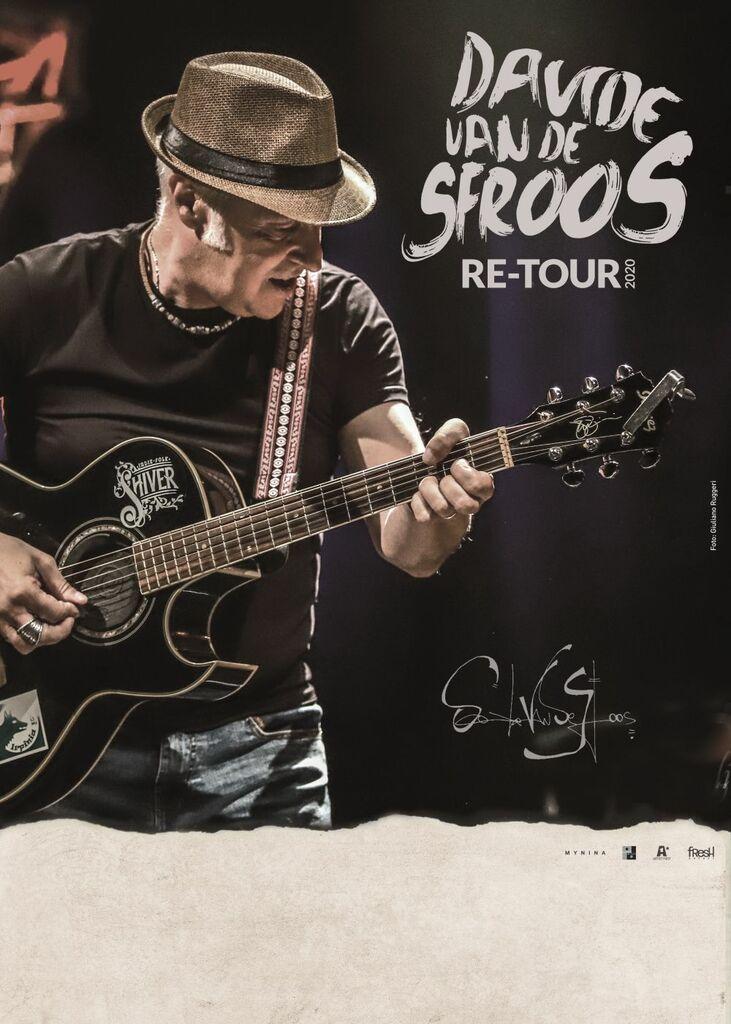 Davide Van De Sfroos - Re-Tour (Live)