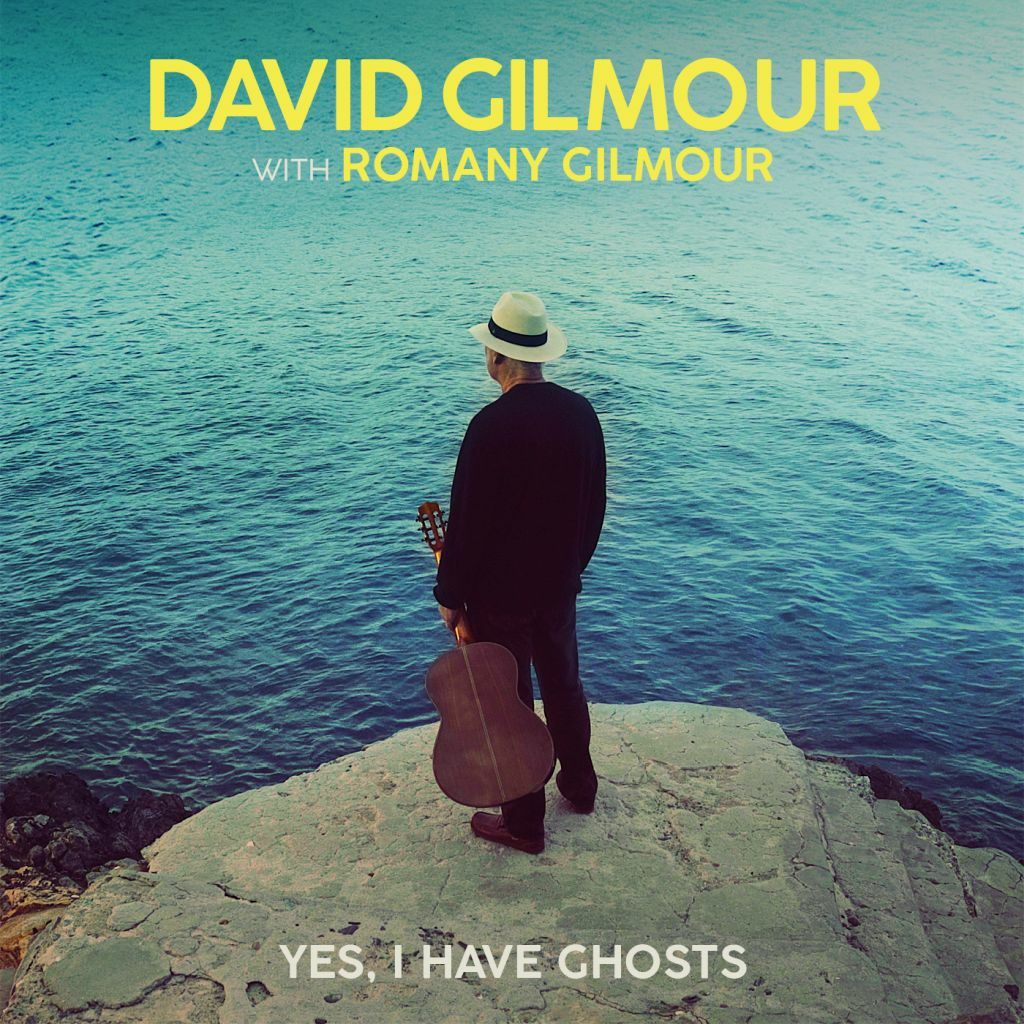"Il ritorno di David Gilmour: ""Yes, I have ghosts"" ft Romany Gilmour"