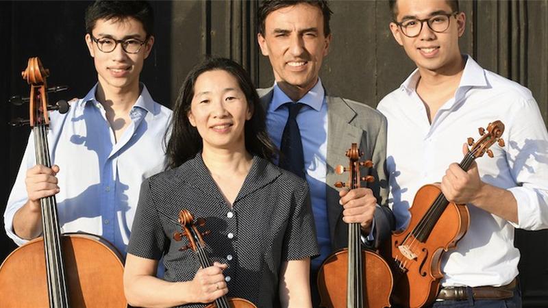 Musica al Museo - Tre concerti in Chiostro Albini