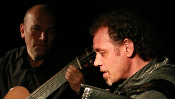 """""""Scrapbook"""": Claudio Farinone e Fausto Beccalossi tra jazz, classica e improvvisazione"""