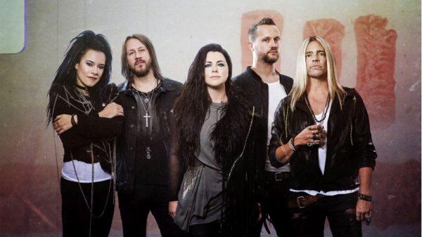 """""""The Game Is Over"""" il nuovo singolo degli Evanescence"""