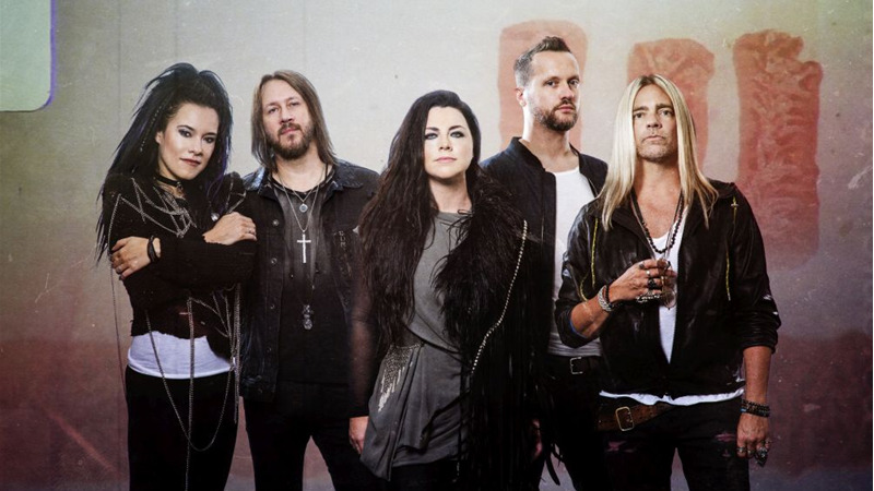 """The Game Is Over"" il nuovo singolo degli Evanescence"